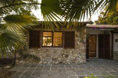 Villa Marina | Ferienhaus Elba mit Pool | Verandabereich