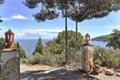 Villa Jasmina | Ferienhaus Insel Elba am Meer | Wunderschöne Meersicht