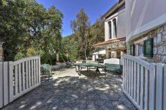 Villa Jasmina | Elba Ferienhaus am Meer | Terrassentor