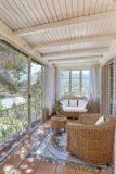 Villa Jasmina | Ferienhaus Insel Elba am Meer | Veranda Vierbettzimmer