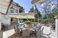 Villa Jasmina | Ferienhaus Insel Elba am Meer | Gartenterrasse