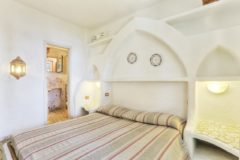 Villa Jasmina | Ferienhaus Insel Elba am Meer | Schlafbereich Hochparterre