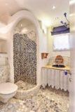 Villa Jasmina | Ferienhaus Insel Elba am Meer | Duschbad Hochparterre