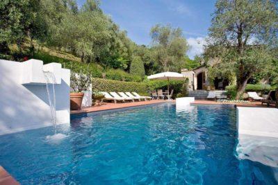 ferienhaus lucca mit pool