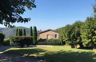 Lucca Ferienhaus Toskana Meernähe | Fienile Compignano