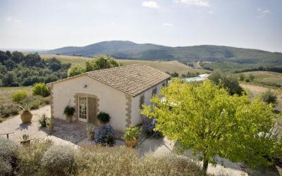 Villa Borgosanto | Ferienhaus Maremma Alleinlage