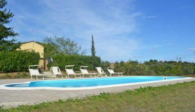 Ferienhaus Pisa mit Pool in Alleinlage | Villa Rosina