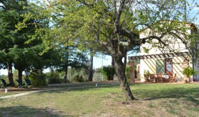 Alleinstehendes Ferienhaus Pisa mit Pool | Villa Rosina