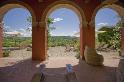 Ferienhäuser Toskana mit Pool
