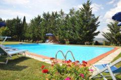 Ferienhaus San Gimignano im Weingut | Villa Lorena