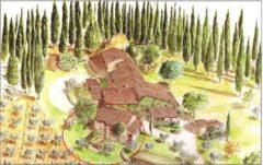 Ferienhaus Toscana Weingut | Antiker Weiler Montersiccio