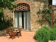 Ferienhaus Toscana Weingut | Ferienhäuschen Rosso