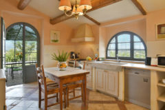 Ferienhaus Toscana Alleinlage Meernahe | Villa Gineprino | Küche 2