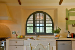 Ferienhaus Toscana Alleinlage Meernahe | Villa Gineprino | Küche 1