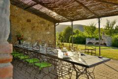 Ferienhaus Toscana Alleinlage Bibbona | Villa Gineprino