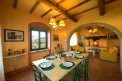 Villa Giglina | Ferienhaus Toskana Privat-Pool am Meer