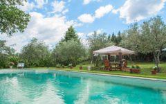 Villa Abelia | Ferienhaus Toscana privater Pool
