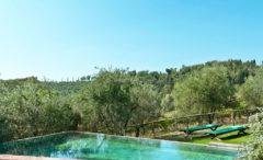 Villa Casolare   Ferienhaus Toscana Chianti Pool