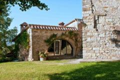 Gästehaus   Ferienhaus Toscana Chianti Pool