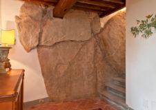 Gästehaus Wohndetail   Ferienhaus Toscana Chianti Pool