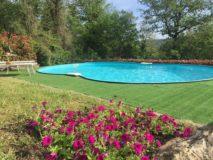 Villa Petrina | Ferienhaus Toscana Pool | Gaiole in Chianti