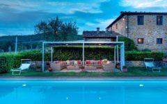 Villa Le Colonne | Luxus Villa Toscana 20 Personen