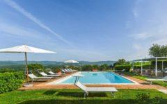 Villa Le Colonne | Luxus Villa Toskana 20 Personen