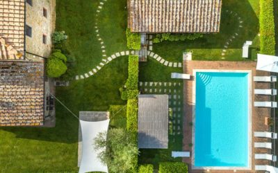 Villa Le Colonne | Ferienhaus Toskana 20 Personen
