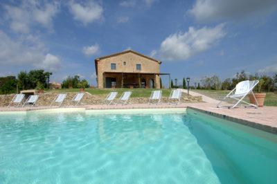 Villa Zeluis | Ferienhaus Toskana Privat-Pool
