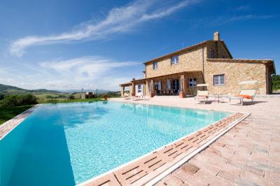 Villa Bacci | Ferienhäuser Toskana mit Pool Alleinlage