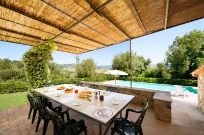 Villa Margherita | Ferienhäuser Toskana mit Pool Alleinlage