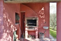 Villa Aurelia | Ferienhaus Toskana Lucca Umzäunt