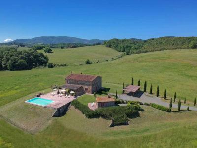 Villa Ginella | Ferienhaus Toskana mit Pool in Meernaehe