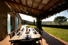 Villa Maggiolini | Ferienhaus Toscana Pool Alleinlage