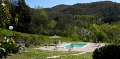 Villa Giglina | Ferienhaus Toscana Privat-Pool an der Etruskerkueste