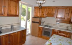 Cielo | Spaziöse Küche | Ferienwohnung Elba am Meer