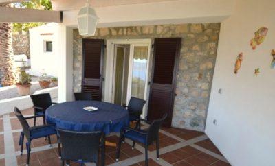 Le Terrazze | Terrassenbereich | Ferienwohnung Elba am Meer