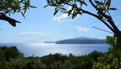 Cielo | Meersicht Golfo Stella | Ferienwohnung Elba am Meer