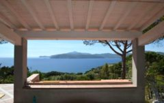 Cielo | Meerblick Golfo Stella | Ferienwohnung Elba am Meer