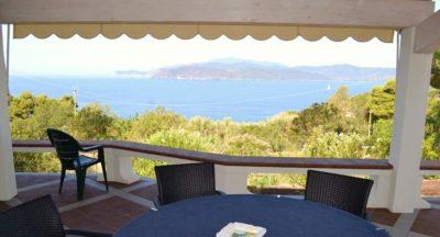 Le Terrazze | Meersicht Golfo Stella | Ferienwohnung Elba am Meer
