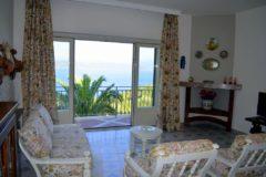 Cielo | Wohnbereich mit Meerblick | Ferienwohnung Elba am Meer