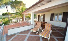 Cielo | Sonnenterrasse | Ferienwohnung Elba am Meer