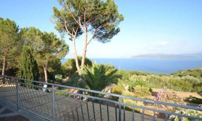 Cielo | Terrasse mit Meerblick | Ferienwohnung Elba am Meer