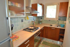 Le Terrazze | Küche | Ferienwohnung Elba am Meer