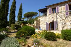 Villa Stella Sotto | Ferienwohnung Elba am Golfo Stella