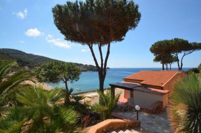 Villine Cosma | Ferienwohnung Elba Morcone mit Pool