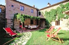 Rosa | Ferienwohnung Toscana Weingut