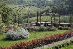 Ferienwohnung Toscana Weingut | Fattoria Gartendetail
