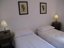 Ferienwohnung Weingut Toskana | Cannella Doppel- oder Zweibettzimmer