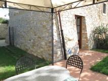 Ferienwohnung Weingut Toskana | Cannella Gartenbereich